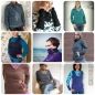 Preview: Ebook Sweatpulli Lady Serena Gr. 34-46