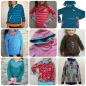 Preview: Ebook Sweatpulli Hoodie Serena Gr.74/80-158/164