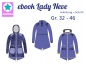 Preview: Ebook Lady Neve Herbst/Winter Parka für Damen Gr. 32-46