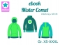 Mobile Preview: Ebook Hoodie Mister Comet Gr. XS - XXXL