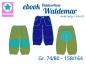 Mobile Preview: Ebook Outdoorhose Waldemar Gr.74/80-158/164
