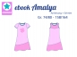 Preview: Ebook Sommerkleid Amalya Gr. 74/80-158/164