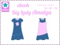 Preview: Ebook Sommerkleid Big Lady Amalya Gr.46-56