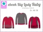 Preview: Ebook Damen Sweatshirt Big Lady Ruby Gr.46-58