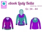 Ebook Sweatjacke Lady Bella Gr.34-44