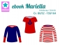 Preview: Ebook Shirt Mariella Gr. 86/92- 158/164