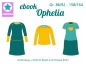 Mobile Preview: Ebook Kleid und Shirt Ophelia Gr. 86/92 - 158/164
