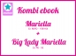 Preview: Kombi Ebook Mariella + Big Lady Mariella