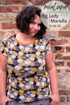 Ebook Damenshirt Big Lady Mariella Gr. 46-56