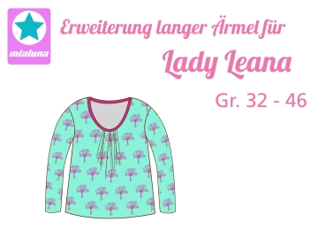 Add on Lange Ärmel zu Lady Leana Gr. 32-46