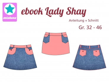 Ebook Rock aus Webware Lady Shay Gr.32-46