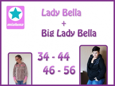 Kombi Ebook Lady Bella+ Big Lady Bella