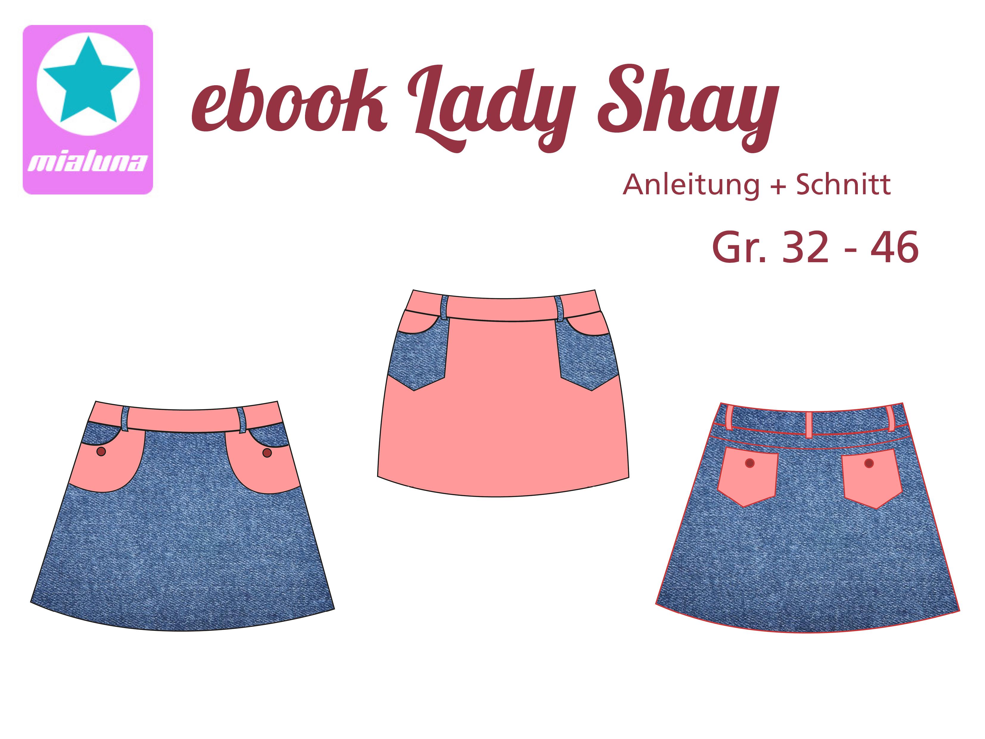 Mialuna Ebook Rock Aus Webware Lady Shay Gr32 46