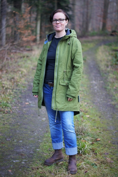 Ebook Lady Neve Herbst/Winter Parka für Damen Gr. 32-46