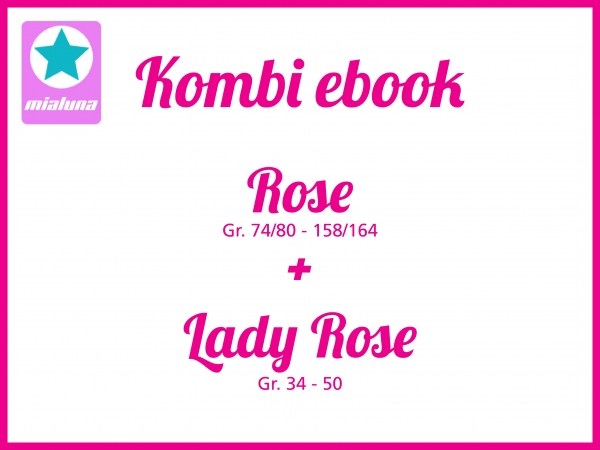 Kombi Ebook Rose + Lady Rose