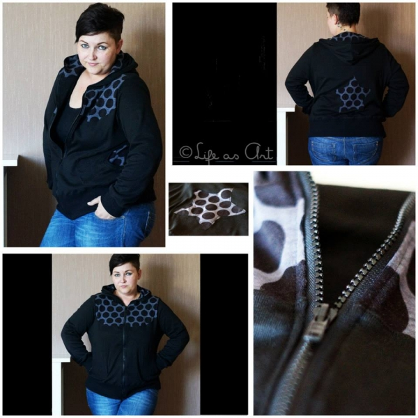 Ebook Jacke Big Lady Bella 46-56