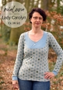 Ebook Damenshirt Lady Carolyn Gr.34-50
