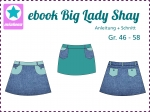 Ebook Rock aus Webware Big Lady Shay Gr.46-58