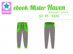 Ebook Sweathose Mister Haven Gr. XS-XXXL
