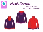 Ebook Sweatpulli Serena Gr.74/80-158/164