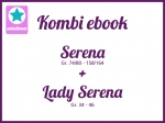 Kombi Ebook Serena + Lady Serena